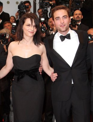 Robert Pattinson Juliette Binoche