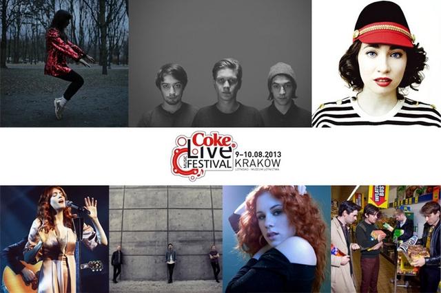 Zgarnij bilety na Coke Live Music Festival!