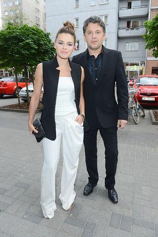 Rodzinne wyjście Józefowiczów na premierę (FOTO)