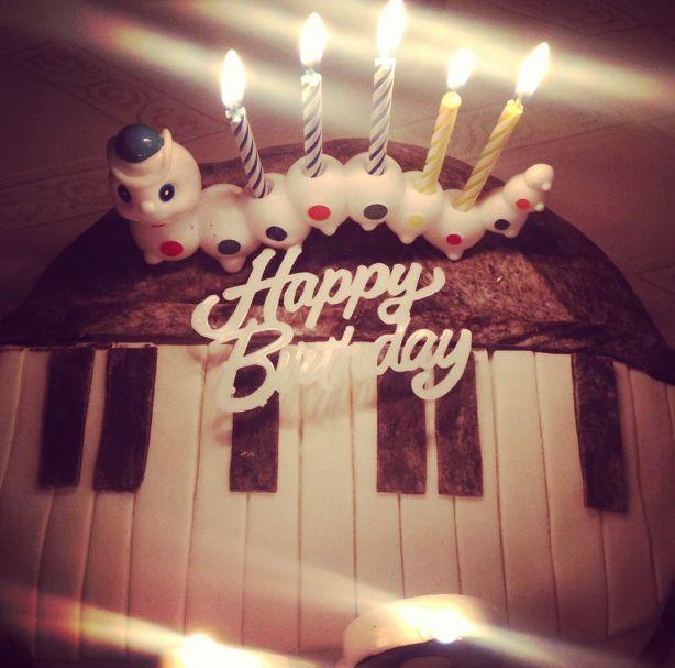 Gosia Andrzejewicz chwali się urodzinową imprezką (FOTO)
