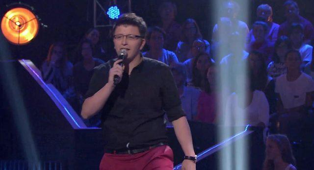 Gosia Bernatowicz, córka Ewy Kasprzyk, odpadła z The Voice