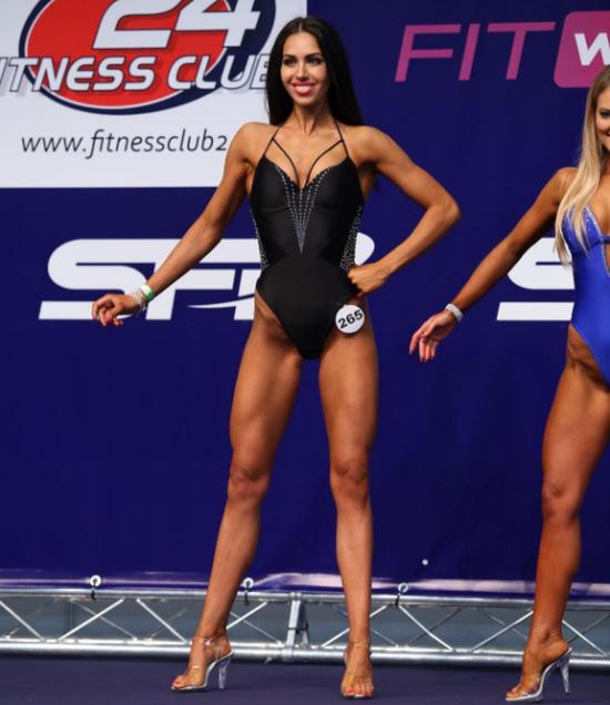 Gosia Gałkowska - Lewandowska i Chodakowska mają konkurencję (ZDJĘCIA)