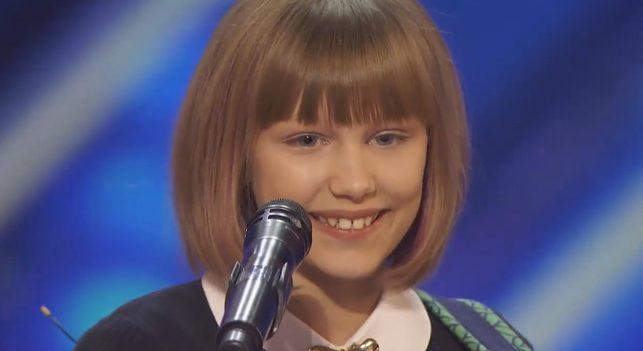 Simon Cowell nazwał Grace VanderWaal następną Taylor Swift [VIDEO]
