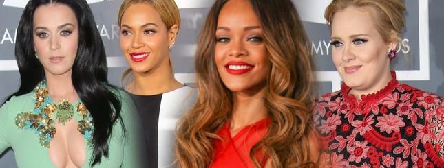 Gwiazdy na gali Grammy – dużo zdjęć (FOTO)