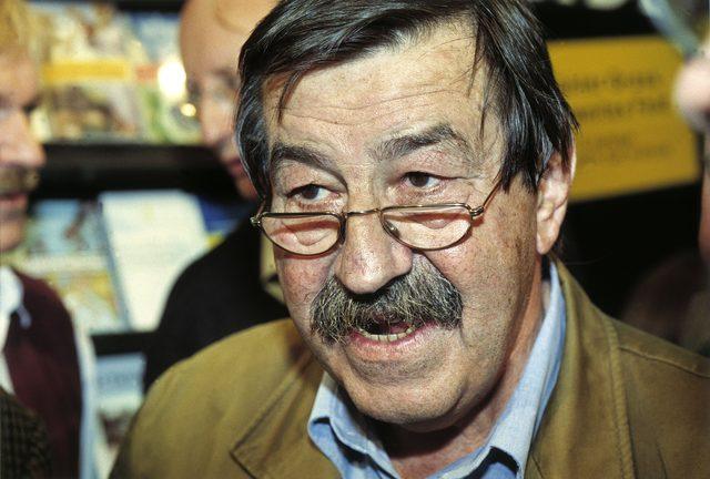 Günter Grass, autor Blaszanego bębenka, nie żyje