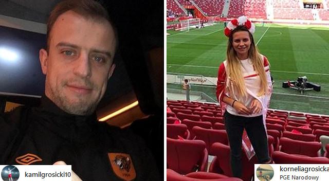 Siostra Kamila Grosickiego też gra w piłkę nożną (ZDJĘCIA)