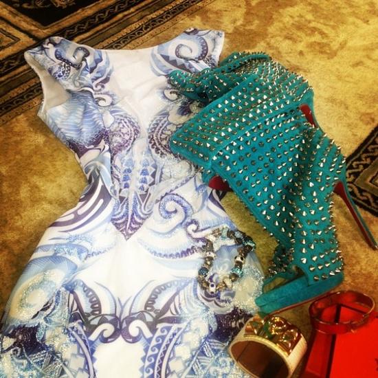 Wiktoria Grycan chwali się drogimi ubraniami (FOTO)