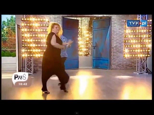 Weronika Grycan porównana do baleronu [VIDEO]