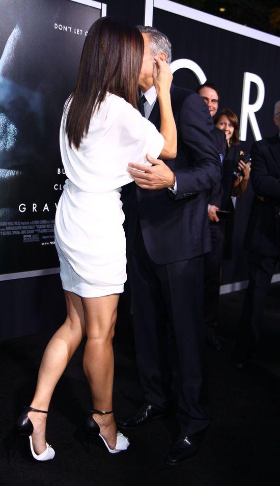 Kto pojawił się na premierze filmu Grawitacja? (FOTO)