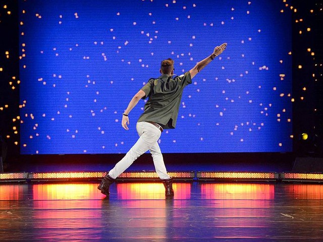 Grzegorz Łosiu z Got To Dance ma zadatki na gwiazdę (FOTO)