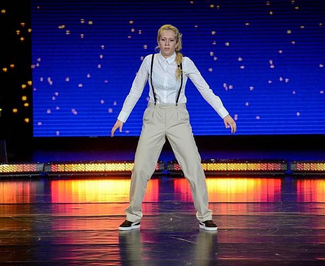 Got to Dance: Czy ta dziewczyna wie, co to popping? (VIDEO)