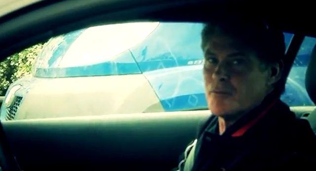 120 sportowych aut i David Hasselhoff