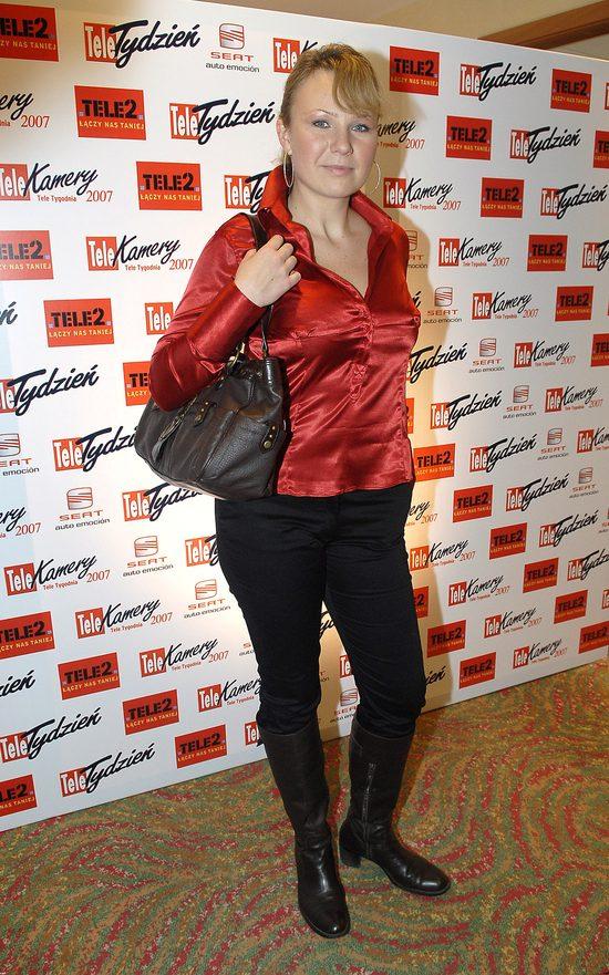 Anna Guzik dzielnie trzyma formę (FOTO)