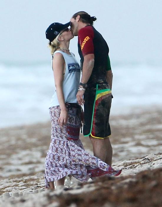 Gwen Stefani i Gavin Rossdale - można pozazrościć uczucia