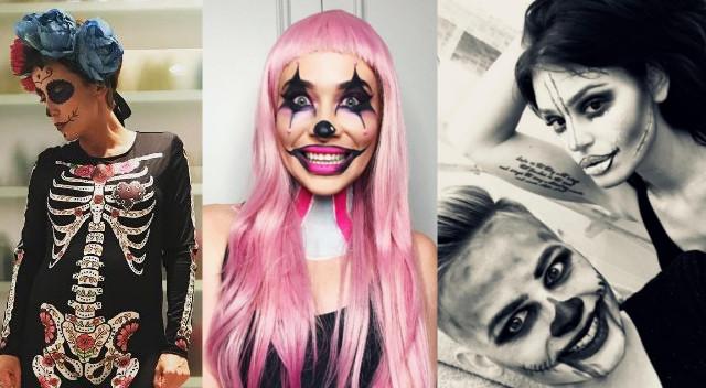 Poznacie polskie gwiazdy w przebraniach na Halloween 2017? (Instagram)