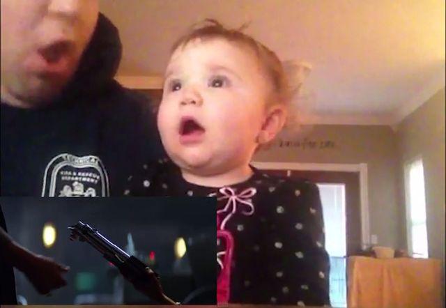 Hit!Boska reakcja dzieci na trailer Gwiezdnych Wojen (VIDEO)