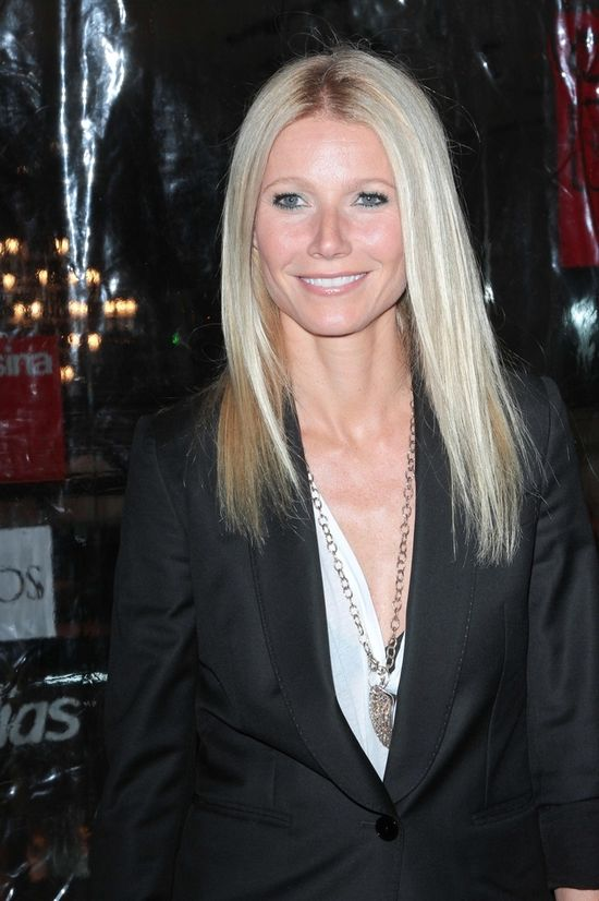 Gwyneth Paltrow poroniła!