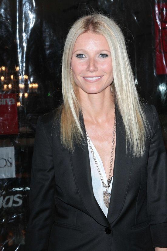 Gwyneth Paltrow poroniła!