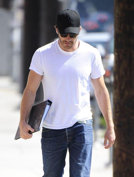 Jake Gyllenhaal zarobił mandat (FOTO)