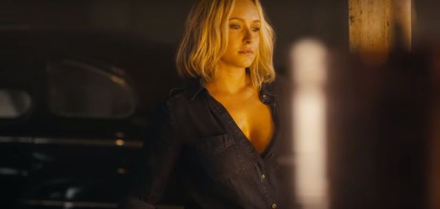 Pilne! Hayden Panettiere stała się symbolem seksu! (VIDEO)