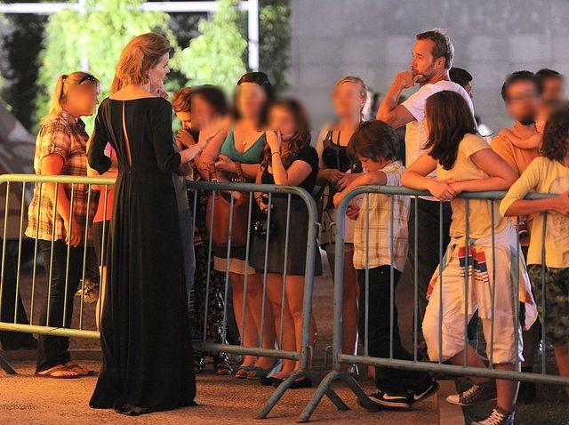 By�y m�� M�ynkovej oklaskuje j� na koncercie (FOTO)
