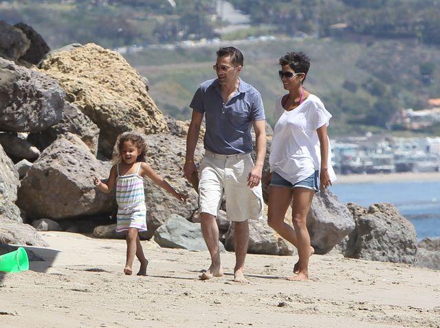 Halle Berry i Olivier Martinez już są po ślubie