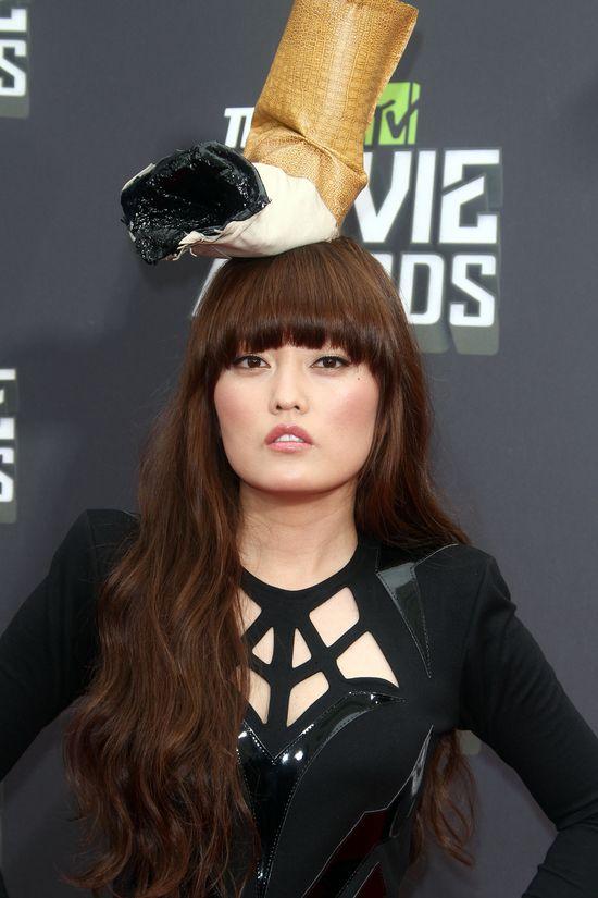Gwiazdy na gali MTV Movie Awards (FOTO)