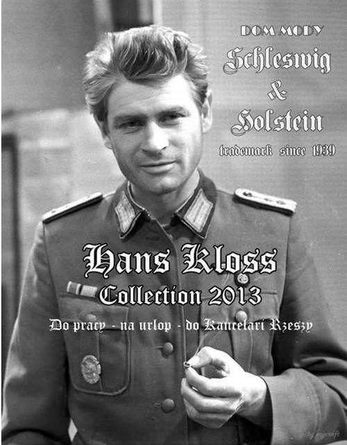 Hans Kloss trafił na okładkę Vogue`a (FOTO)