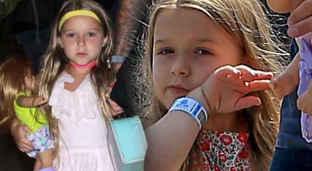 Victoria Beckham zastrzegła prawa do imienia córki Harper Seven