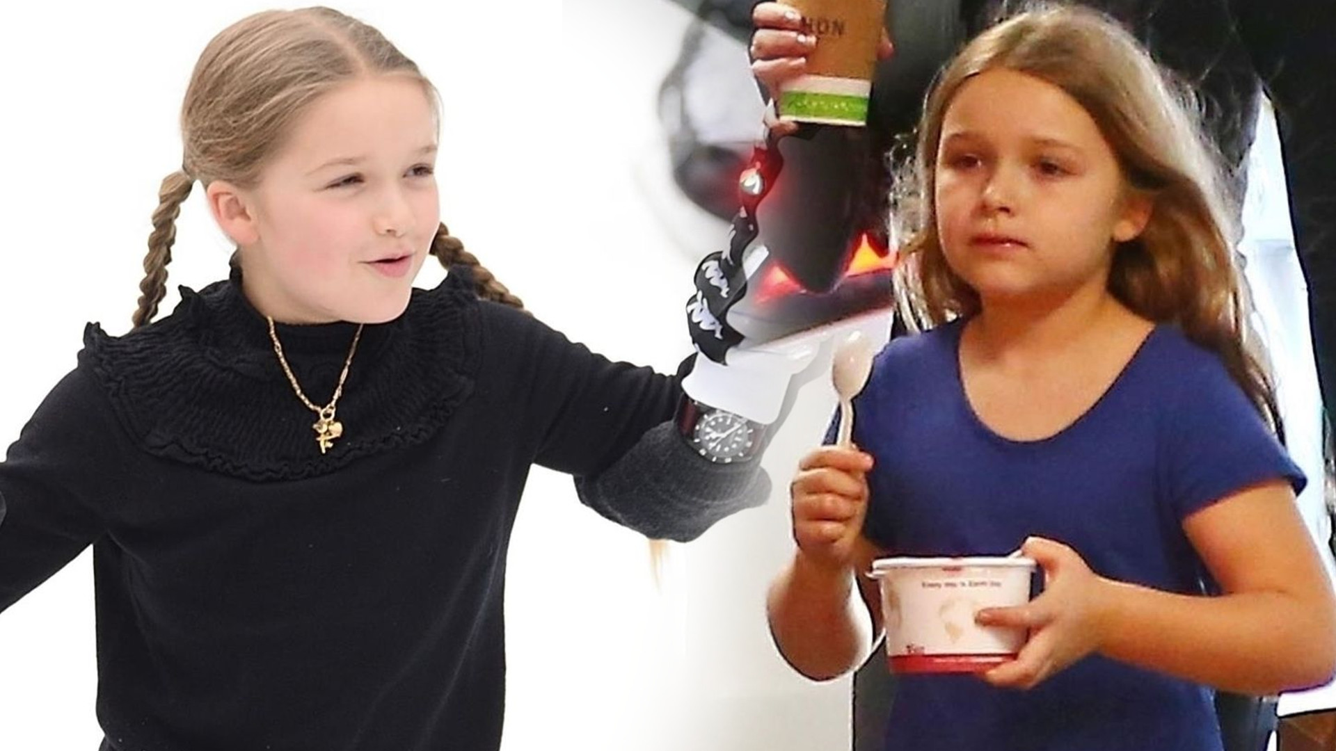 Harper Beckham ma NOWĄ, modną fryzurę