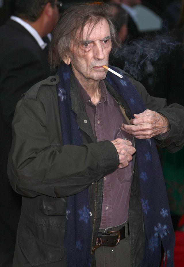Nie żyje Harry Dean Stanton. Amerykański aktor i muzyk miał 91 lat
