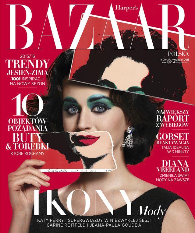 Najważniejszy w roku numer Harper's Bazaar już w piątek