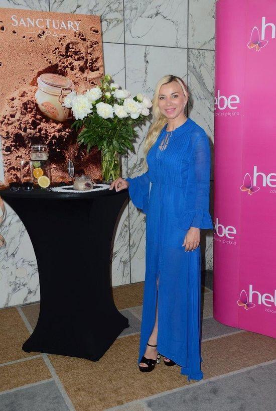 Cichopek, Korcz, Żabicka na evencie marki kosmetycznej