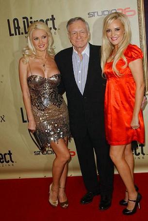 Pamela Anderson na rurze