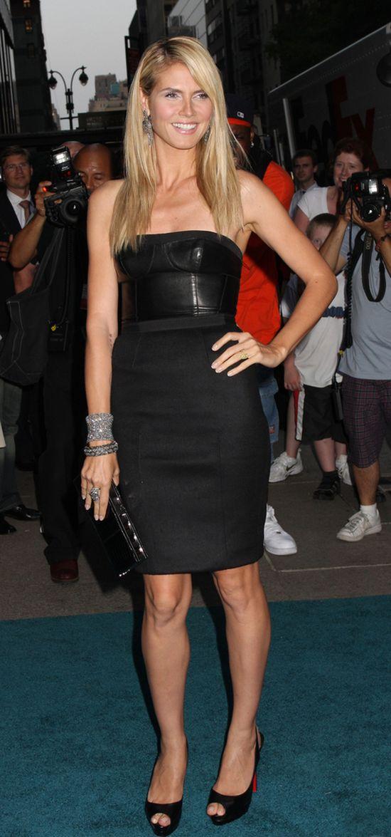 Jak się zmieniła Heidi Klum w ciągu 10 lat? (FOTO)