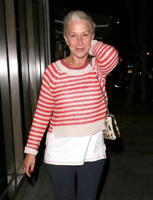 Helen Mirren posz�a pod n�?