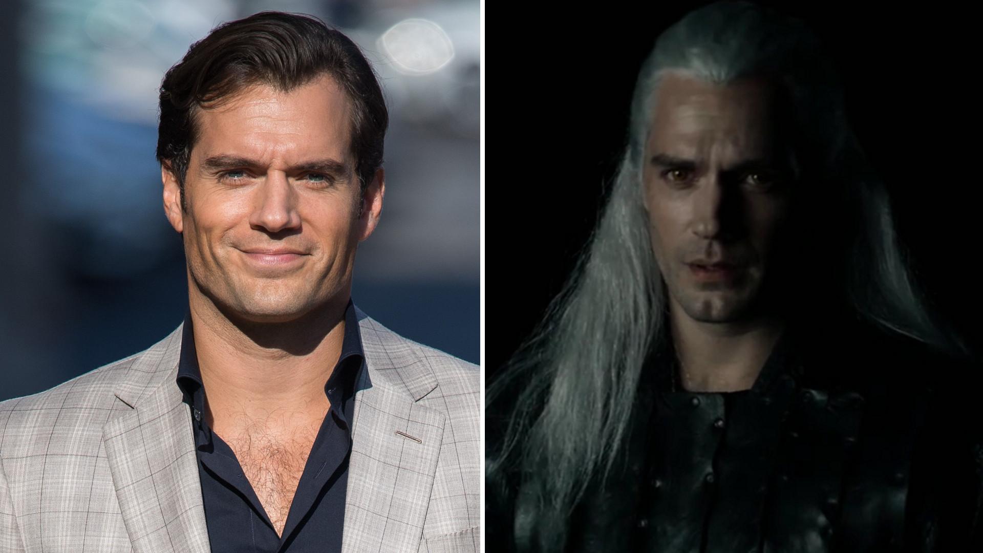 Nie wszystkim podoba się Henry Cavill w roli Geralta z Rivii z Wiedźmina