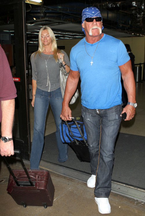 Ci�g dalszy afery z seks ta�m� Hulka Hogana