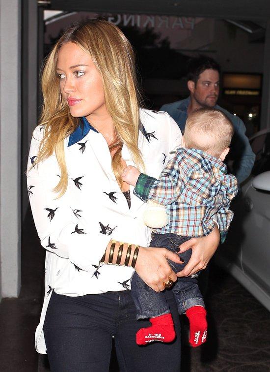 Hilary Duff świętuje 25. urodziny (FOTO)