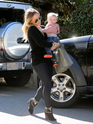Co wyprawia Hilary Duff? (FOTO)