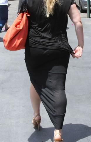 Czy ona naprawdę jest taka gruba? (FOTO)