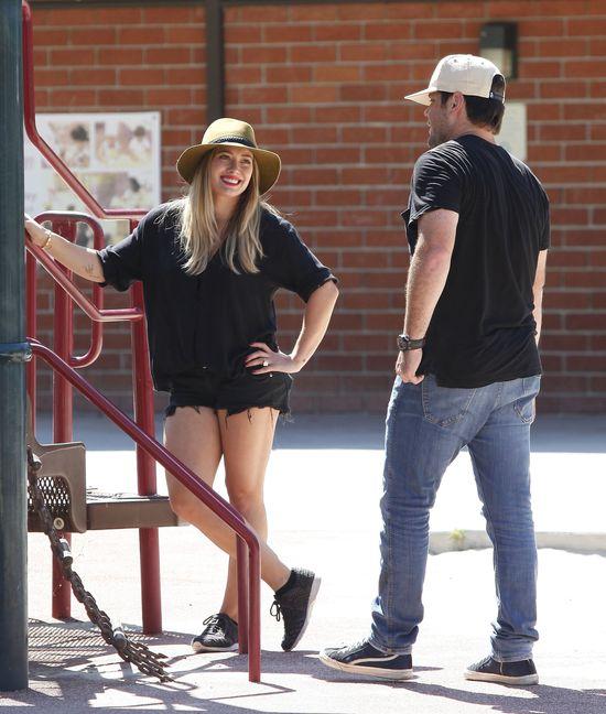 Hilary Duff i Mike Comrie spędzili 18 miesięcy na terapii!