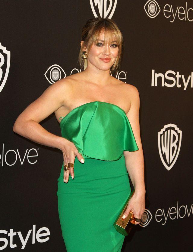 Hilary Duff pokazuje zdjęcie w stroju kąpielowym: Bądźcie dumne ze swojego ciała
