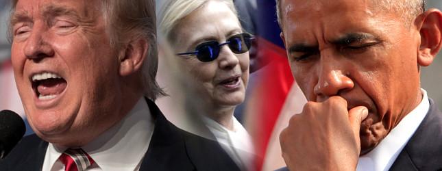 Barack Obama będzie OSTATNIM prezydentem USA? Hillary Clinton jest chora i…