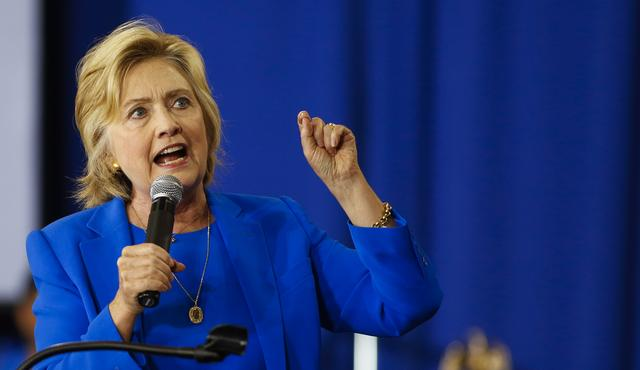 Hillary Clinton ma sobowt�rk�? (Twitter)