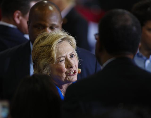 Hillary Clinton ma sobowtórkę? (Twitter)