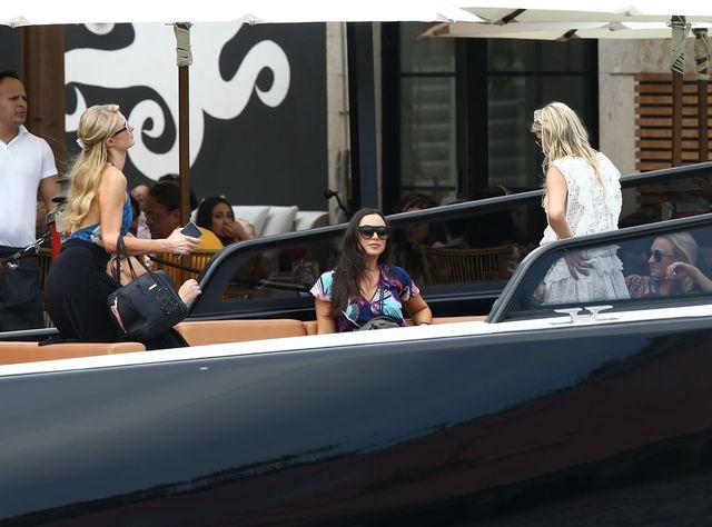 Tak Nicky Hilton obchodziła wieczór panieński (FOTO)