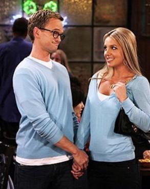 Britney Spears w How I Met Your Mother