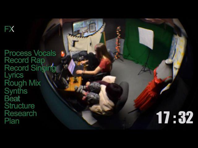 Amatorzy nagrali popowego hita w jeden dzień [VIDEO]