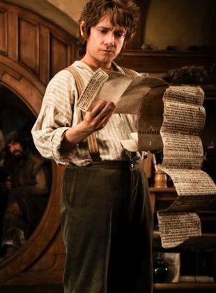 Zdjęcia promujące film Hobbit: Niezwykła podróż